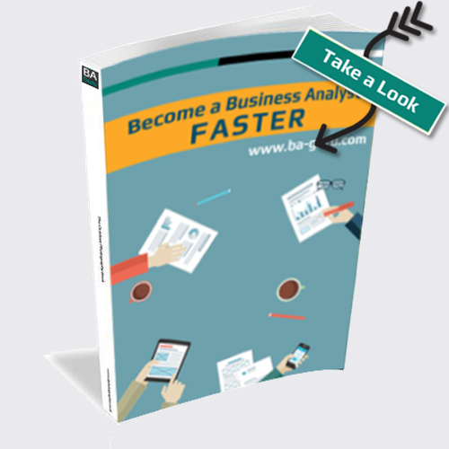 Become a Business Analyst Faster Book