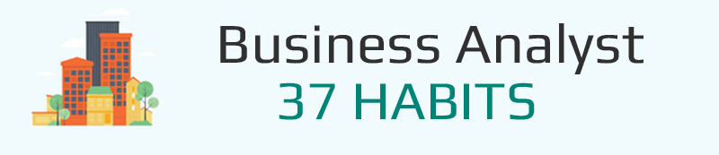 Business Analysts Habits Banner Main